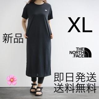 THE NORTH FACE - 送料無料  XLサイズ ワンピース クルー ノースフェイス ブラック