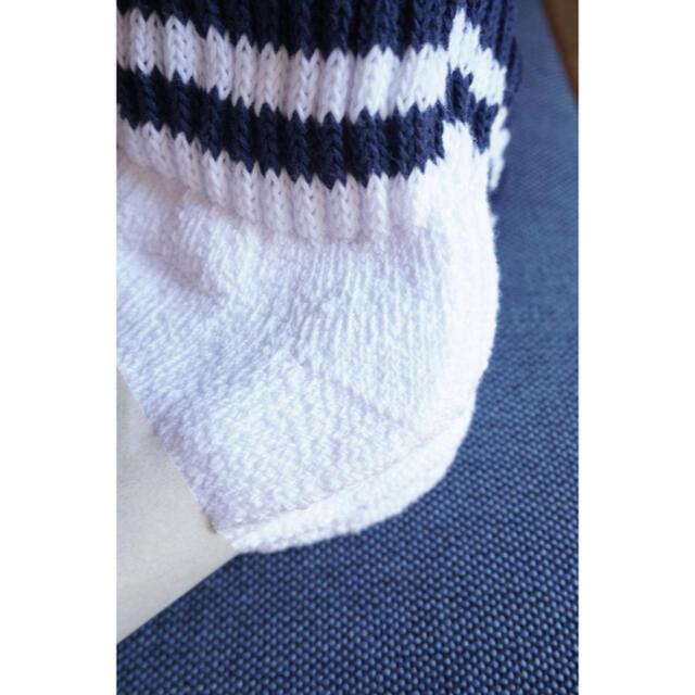 1LDK SELECT(ワンエルディーケーセレクト)の【新品未使用品・3足セット】UNIVERSAL PRODUCTS ソックス 靴下 メンズのレッグウェア(ソックス)の商品写真