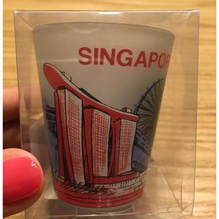 シンガポール お土産 ショットグラス(グラス/カップ)