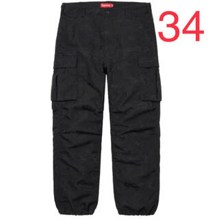 Supreme - Supreme 21ss Floral Tapestry Cargo Pant