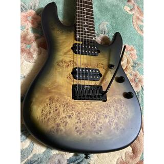 sterling Jason Richardson7 7弦ギター(エレキギター)