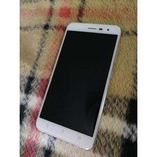 エイスース(ASUS)のZenFone3 ZE552KL◆Android6.0◆64GB/4GB◆au可(スマートフォン本体)