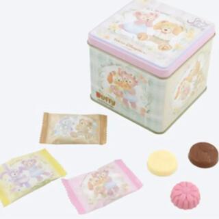 ディズニー(Disney)のダッフィー  チョコレート スプリングインブルーム ゴンチャロフ(菓子/デザート)