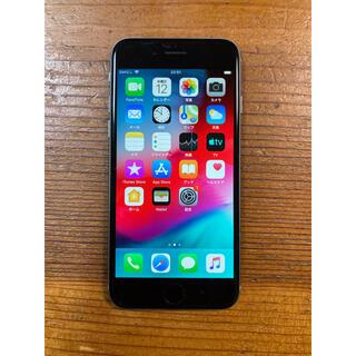 アイフォーン(iPhone)のiPhone6 64GB space gray SoftBank(スマートフォン本体)