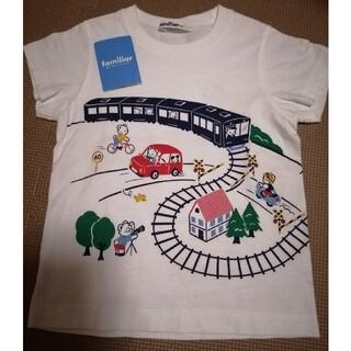 familiar - 美品★ファミリアTシャツ100