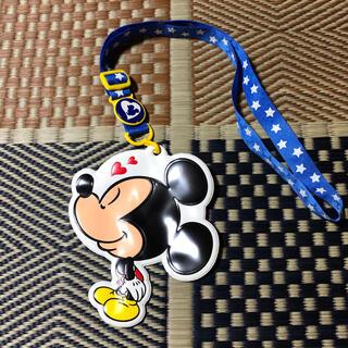 ミッキーマウス - ディズニー チケットホルダー チケットケース
