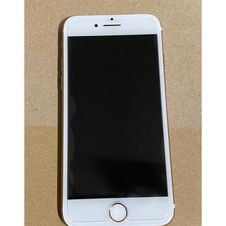 アイフォーン(iPhone)のiPhone7 256GB ゴールド SoftBank SIMフリー パネル新品(スマートフォン本体)