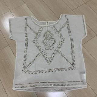 ワンウェイ(one*way)のoneway  ワンウェイ シースルー 透け感 Tシャツ(Tシャツ(半袖/袖なし))