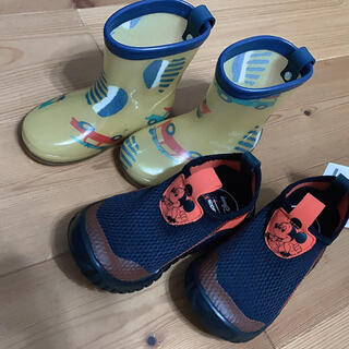 アディダス(adidas)のadidas ベビーシューズ après les cours 長靴(長靴/レインシューズ)