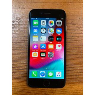 iPhone - iPhone6 32GB space gray SoftBank
