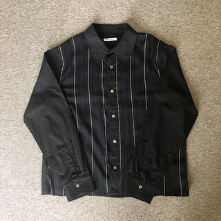 STUSSY - Our legacy placket shirt