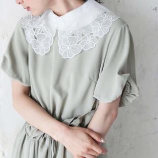 カワイイ(cawaii)のcawaii 刺繍つけ襟(つけ襟)