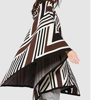 DOUBLE STANDARD CLOTHING - ダブルスタンダードクロージング   ポンチョコート 美品