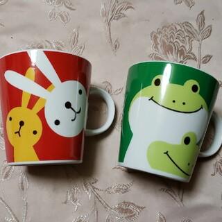 マグカップ 2個(グラス/カップ)