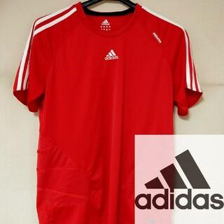 アディダス(adidas)のアディダス トレーニングシャツ サイズXL(Tシャツ/カットソー(半袖/袖なし))