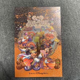 ディズニー(Disney)の【TDS】ディズニーハロウィーン2009★ポストカード(キャラクターグッズ)