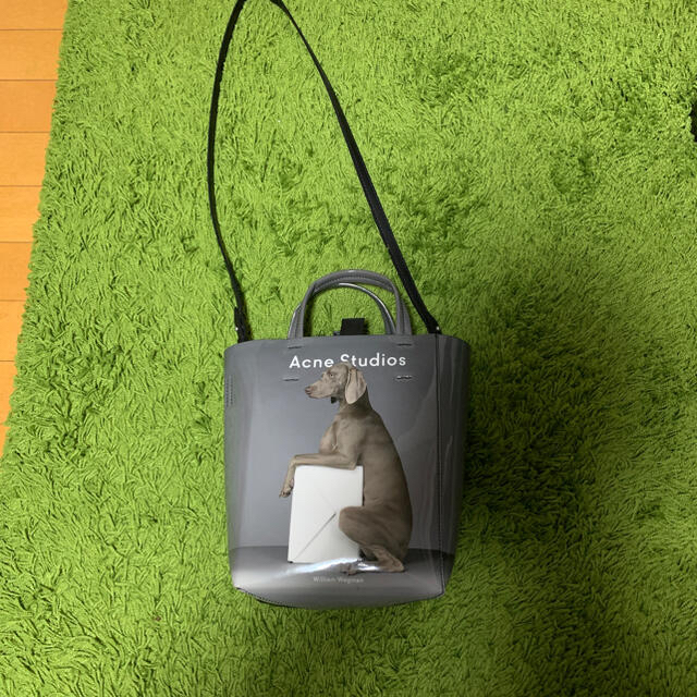 ACNE(アクネ)のacnestudios bag William Wegman Baker レディースのバッグ(ショルダーバッグ)の商品写真