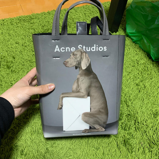 ACNE - acnestudios bag