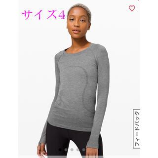 ルルレモン(lululemon)のlululemon Swiftly Tech Long Sleeve 2.0 (Tシャツ(長袖/七分))