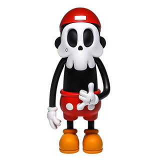 『カジノデッド』賭場の死神 MICKEY  フィギュア 正規品 ミッキーVer.
