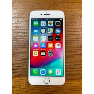 アイフォーン(iPhone)のiPhone6 128GB silver docomo(スマートフォン本体)