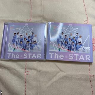 The STAR 通常盤【ソロポスター/トレカなし】