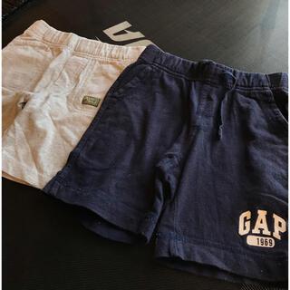 ベビーギャップ(babyGAP)の⑥ パンツ 2枚 babyGAP 95cm(パンツ/スパッツ)