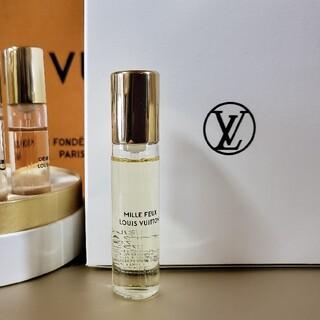 ルイヴィトン(LOUIS VUITTON)のミルフー 新品未使用レフィル ルイヴィトン香水(香水(女性用))