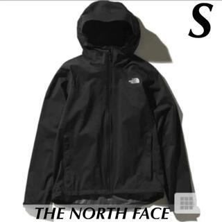 ザノースフェイス(THE NORTH FACE)のTHE NORTH FACE ノースフェイス ベンチャージャケット ブラック S(ナイロンジャケット)