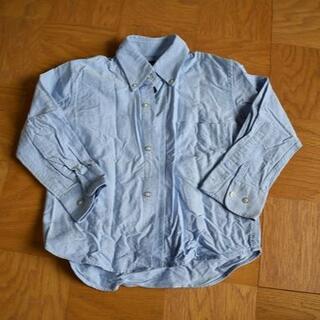 110 水色シャツ(ドレス/フォーマル)