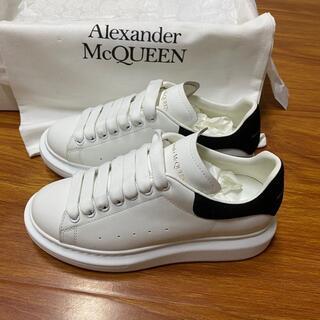 Alexander McQueen - 美品 アレキサンダーマックイーン スニーカー