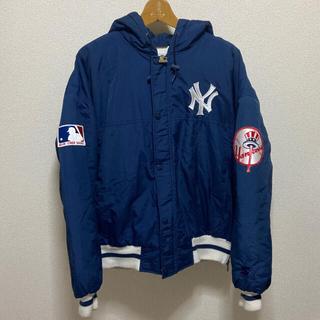 STARTER スターター MLB ヤンキース 中綿 ブルゾン