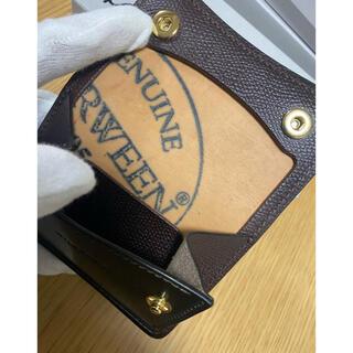 ホーウィンシェルコードバン 3色 ワイルドスワンズ 小銭入れタング