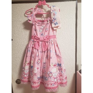 Angelic Pretty - Angelic Pretty Merry Making Party JSKセット
