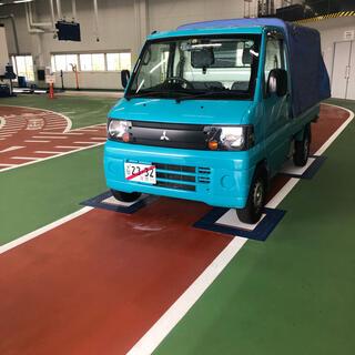 ミツビシ(三菱)のミニキャブトラック (車体)