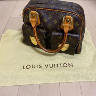 LOUIS VUITTON - ルイヴィトン   LOUIS VUITTON  マンハッタンPM