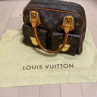 LOUIS VUITTON - ルイヴィトン   LOUIS VUITTON  マンハッタンPM