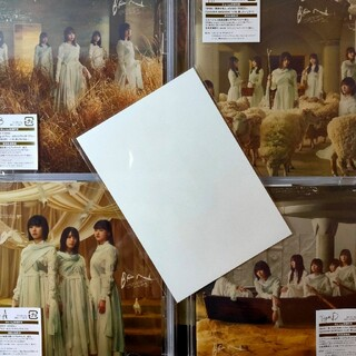 櫻坂46 BAN 初回盤CD&生写真セット