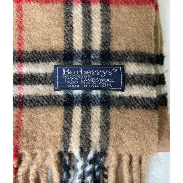 BURBERRY(バーバリー)のバーバリー マフラー キッズ キッズ/ベビー/マタニティのこども用ファッション小物(マフラー/ストール)の商品写真