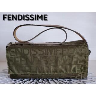 FENDI - 【美品】FENDISSIME ショルダー バッグ