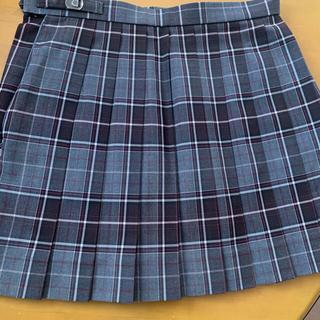 高校Predichantチェックプリーツスカート