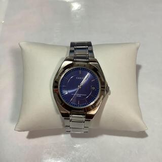 アルバ(ALBA)のセイコ SEIKO alba carib クォーツ メンズ 腕時計(腕時計(アナログ))
