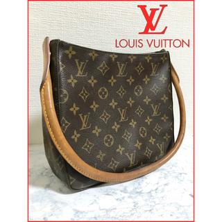 LOUIS VUITTON - 【本物保証 / 極美品】LOUIS VUITTON ルーピングMM M51146