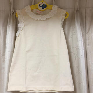 シャーリーテンプル(Shirley Temple)の新品未使用 シャーリーテンプル ♡🎀トップス140(Tシャツ/カットソー)