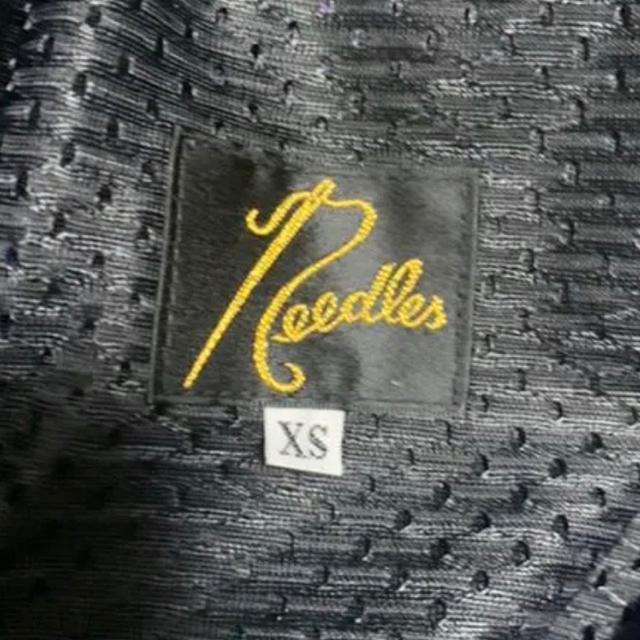 Needles(ニードルス)のneedles トラックパンツ ブルー、パープル XS ストレート メンズのパンツ(その他)の商品写真