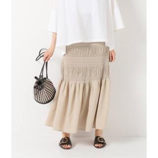 IENA - IENA イエナ JUST FEMALE  ジャストフィーメール スカート