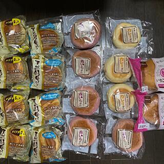 ロングライフパン 5種類 計18個セット(パン)