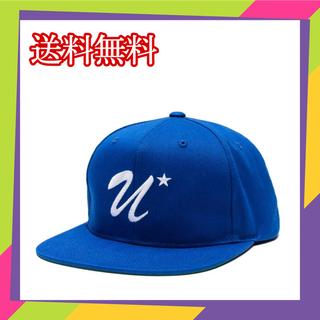 アンディフィーテッド(UNDEFEATED)のUNDEFEATED U-STAR SNAPBACK キャップ 帽子(キャップ)