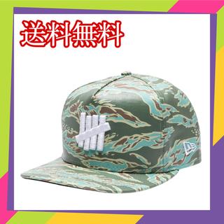 アンディフィーテッド(UNDEFEATED)のUNDEFEATED X NEW ERA ICON SNAP 帽子 キャップ(キャップ)