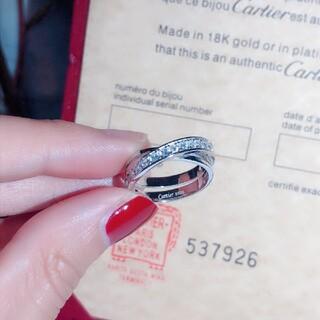 Cartier - cartier指輪